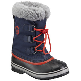 Sorel Yoot Pac Nylon Boots Youth collegiate navy/sail red